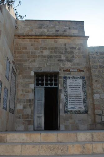 Sep 14 Friday Pater Nostre Our Father Church (13)
