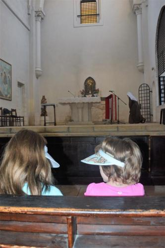 Sep 14 Friday Pater Nostre Our Father Church (29)