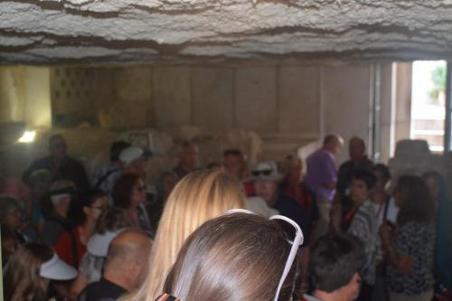 Sep 14 Friday Pater Nostre Our Father Church (4)