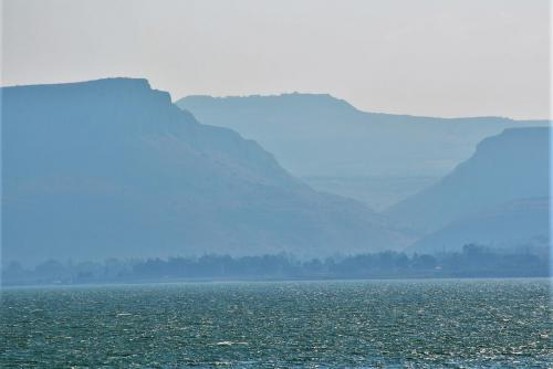 SEP 16 St Peters and views of the sea of galilee (16)