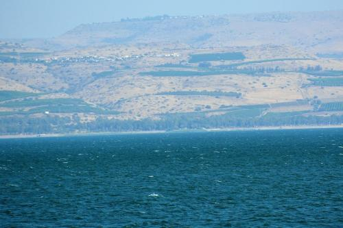 SEP 16 St Peters and views of the sea of galilee (2)