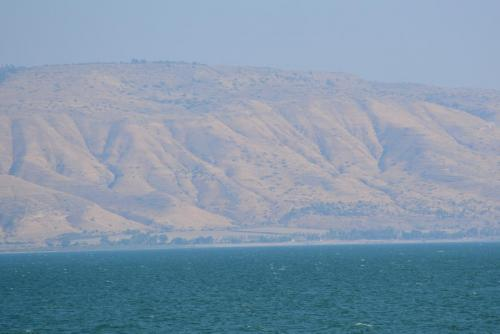 SEP 16 St Peters and views of the sea of galilee (3)