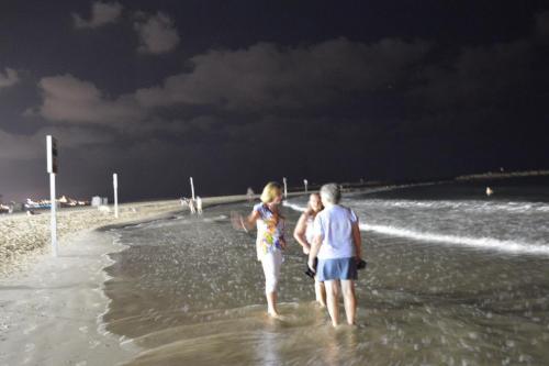 SEp 17 Night time in Tel Aviv on Mediteranean sea (23)
