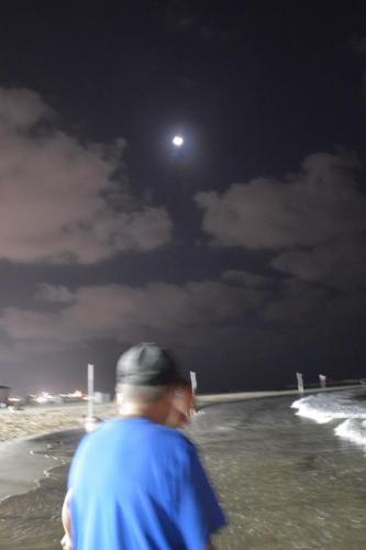 SEp 17 Night time in Tel Aviv on Mediteranean sea (44)