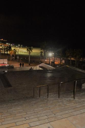 SEp 17 Night time in Tel Aviv on Mediteranean sea (51)