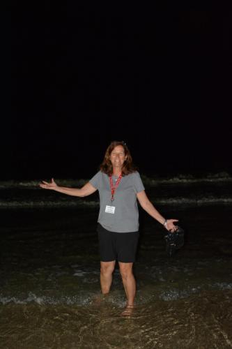 SEp 17 Night time in Tel Aviv on Mediteranean sea (8)