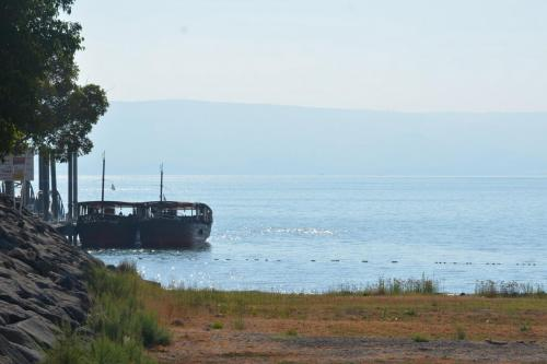 SEP 16 Boat Ride on Sea of Galilee and ancient boat (20)