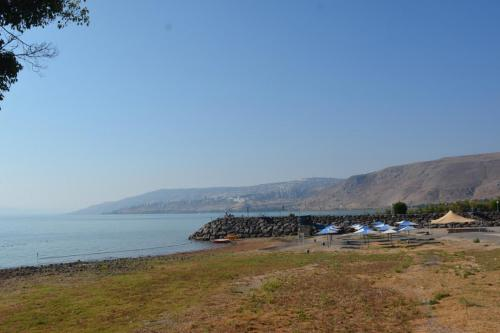 SEP 16 Boat Ride on Sea of Galilee and ancient boat (27)