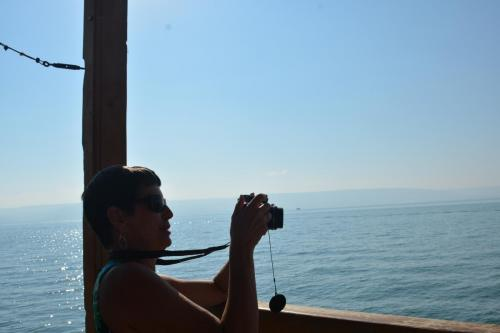SEP 16 Boat Ride on Sea of Galilee and ancient boat (50)