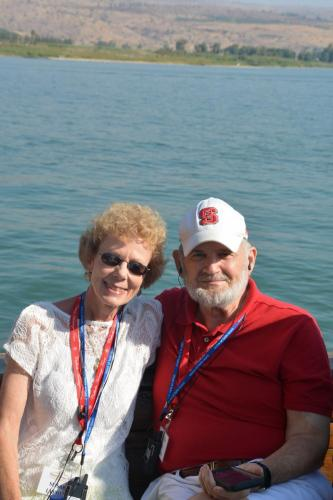 SEP 16 Boat Ride on Sea of Galilee and ancient boat (55)