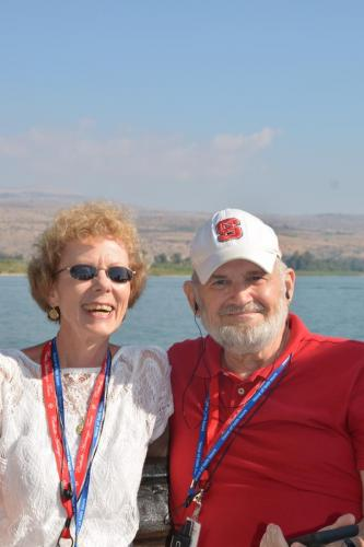 SEP 16 Boat Ride on Sea of Galilee and ancient boat (56)